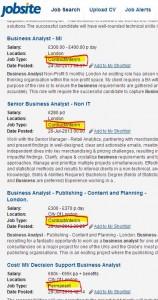 contract versus staff positiongs