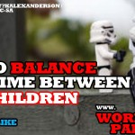 The second child syndrome – when you are at work all the time how to balance your time equally between multiple kids