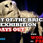 Art of the brick – the lego exhibition