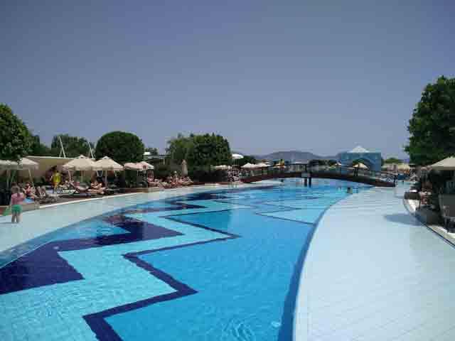 Hilton Dalaman main pool
