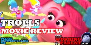Dreamworks Trolls Movie Review